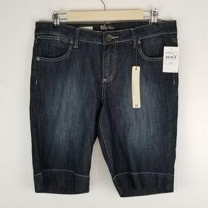 Kut from the Kloth Natalie Bermuda Shorts Size 10